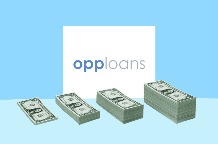 A photo to accompany a review of OppLoans
