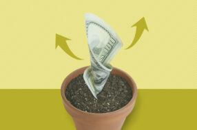 A photo to accompany a story about mutual funds