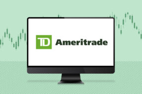 An image to accompany a review of TD Ameritrade