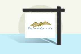 An image to accompany a review of Freedom Mortgage