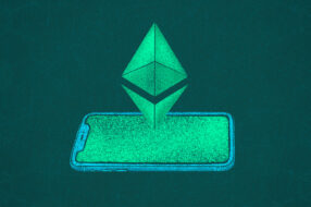 An image to accompany a story about buying Ethereum