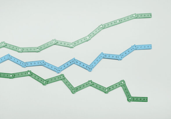 An image to accompany a story about what causes stock prices to change