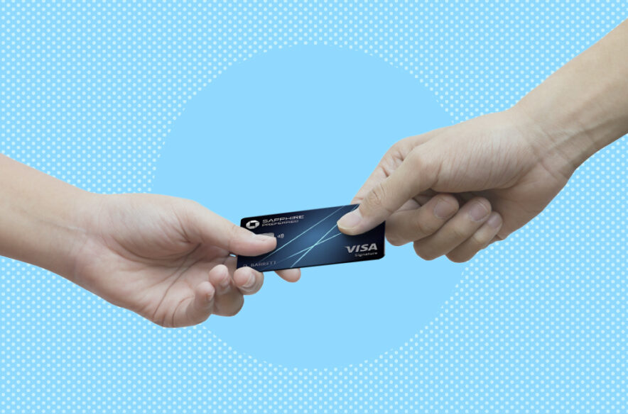 A photo to accompany a story about the Chase Sapphire Preferred credit card