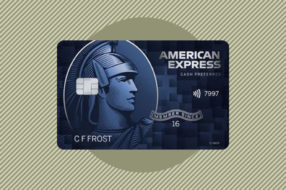 An image to accompany a story about the best credit card for groceries