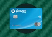 A photo to accompany a story about the Chase Freedom Flex card