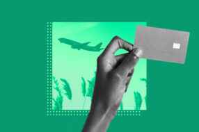 An image to accompany a story about how credit card travel insurance works