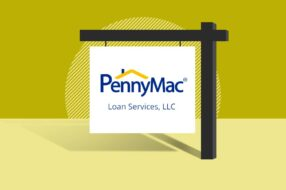 An image to accompany a review of PennyMac mortgages
