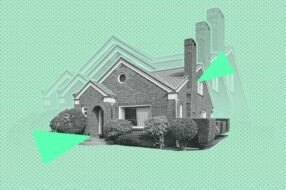 A photo to accompany a story about downsizing your house
