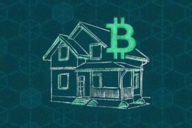 An image to accompany a story about paying your mortgage with cryptocurrency