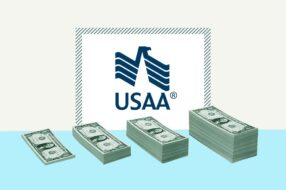 An image to accompany a review of USAA personal loans
