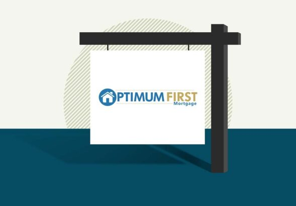 An image to accompany a review of Optimum First Mortgage