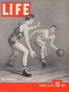 Ralph Vaughn, USC Trojans, Jan. 15, 1940, cover of LIFE