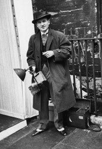 LIFE photographer Frank Scherschel, 1947