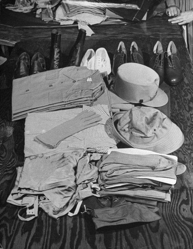 WAACs clothing 1942