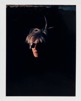 Andy Warhol—Courtesy of Jim Hedges