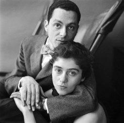 Diane and Allan Arbus, Dec. 8, 1950.