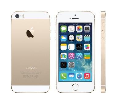 's iPhone 5s.