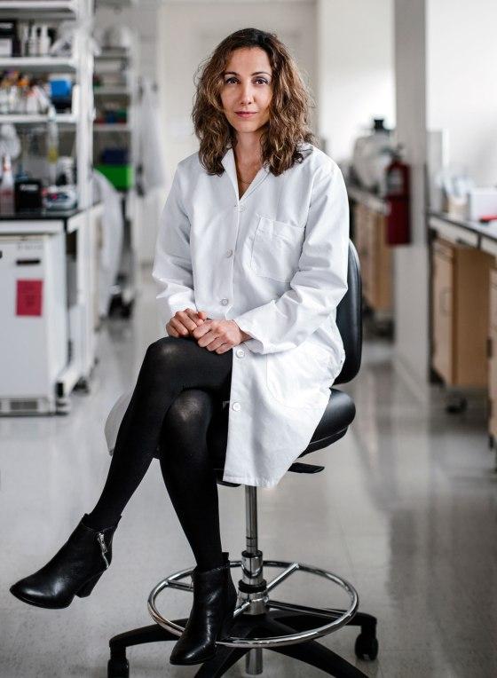 Dr. Pardis Sabeti