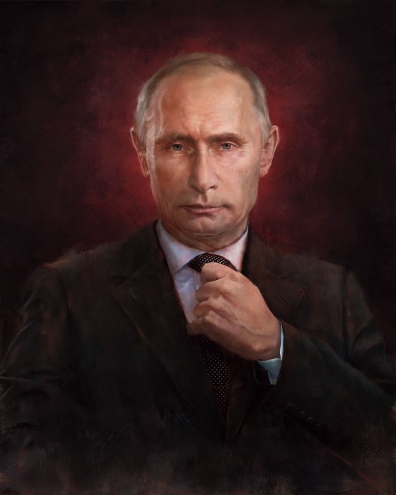 Time Person Of The Year 2014 Runner Up Vladimir Putin