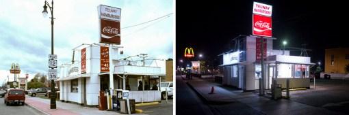 Telway next to McDonalds, 6820 Michigan Avenue, Detroit, 2013