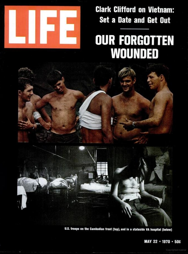 May 22 1970 LIFE Magazine Cover