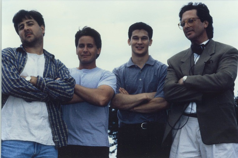 Steve Brill, Emilio Estevez, Paul Kariya,