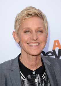 """TV personality Ellen DeGeneres arrives at the TCL Chinese Theatre for the premiere of Netflix's """"Arrested Development"""" Season 4 held on April 29, 2013 in Hollywood, California."""
