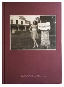 The cover of Casa Susanna, a collection of found photographs of a little known bungalo and legendary safe-haven for cross dressers and drag queens in the 50s and 60s.