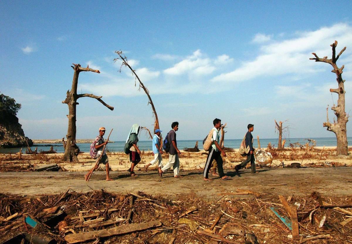 Aceh Struggles After Devastating Quake