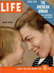 The American Woman LIFE Cover