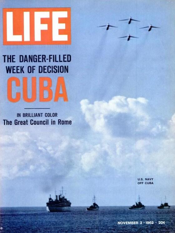 November 2, 1962 issue of LIFE Magazine