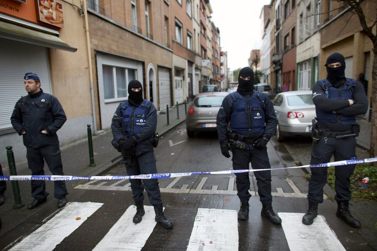 Molenbeek area, Brussels is said to be a breeding ground for terrorists