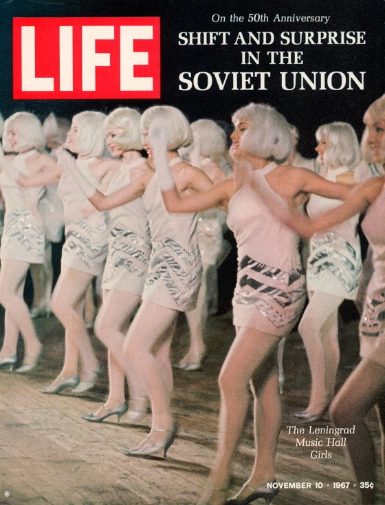 November 10, 1967 cover of LIFE magazine.