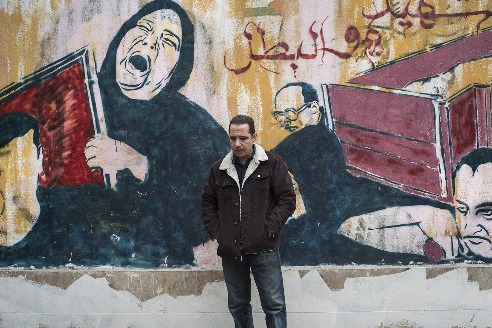 Abo Mohab Portrait