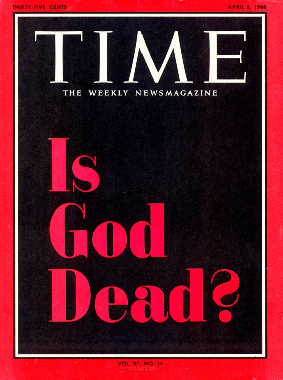 Is God DeadCover