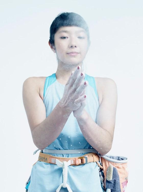 Next Generation Leader, Ashima Shiraishi, rock climber, U.S.