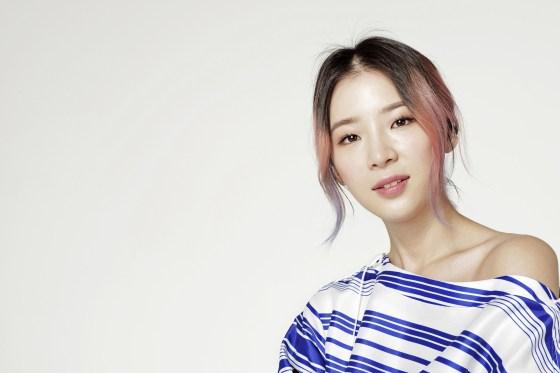 Next Generation Leader: Irene Kim, model, South Korea.