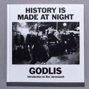 History is Made at Night book by GODLIS.