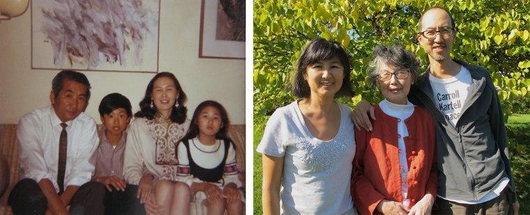 Courtesy of the Lin Family