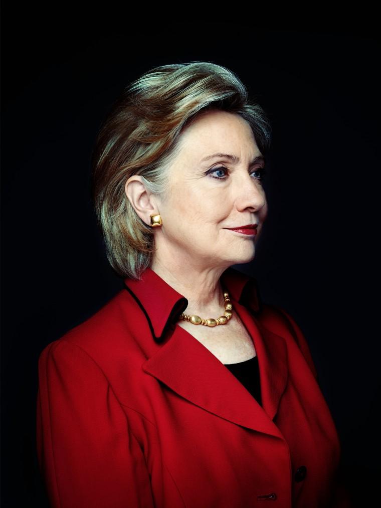 Marco Grob Hillary Clinton