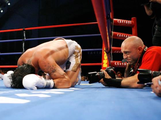 Boxing: Arturo Gatti vs Alfonso Gomez