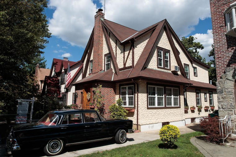 Donald Trump's Childhood Home To Be Sold By Auction In October