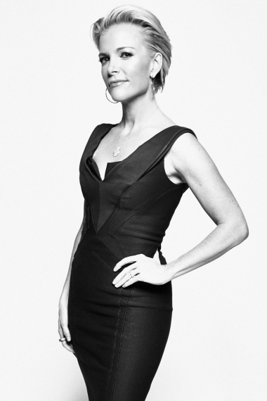 Portrait of Megyn Kelly, photographed on April 28, 2016, in New York.