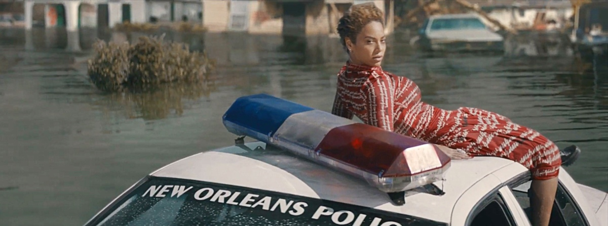 Still from BeyonceÕs ÔLemonade' video