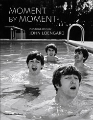 John Loengard Moment by Moment book cover.