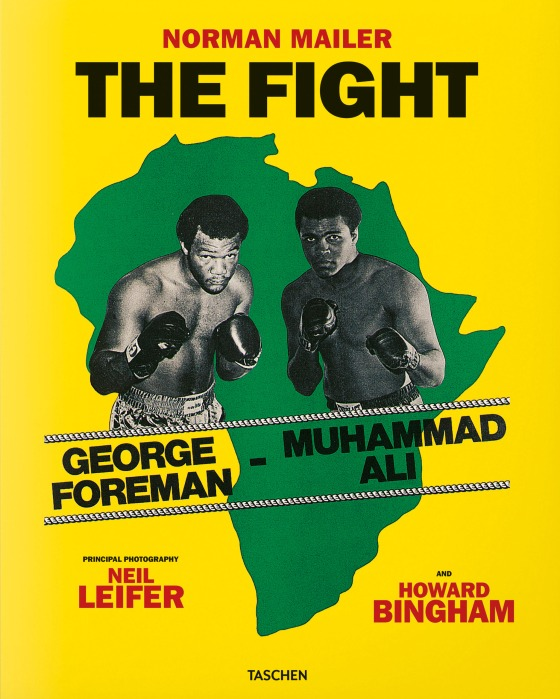 The Fight book cover, George-Foreman-Muhammad Ali