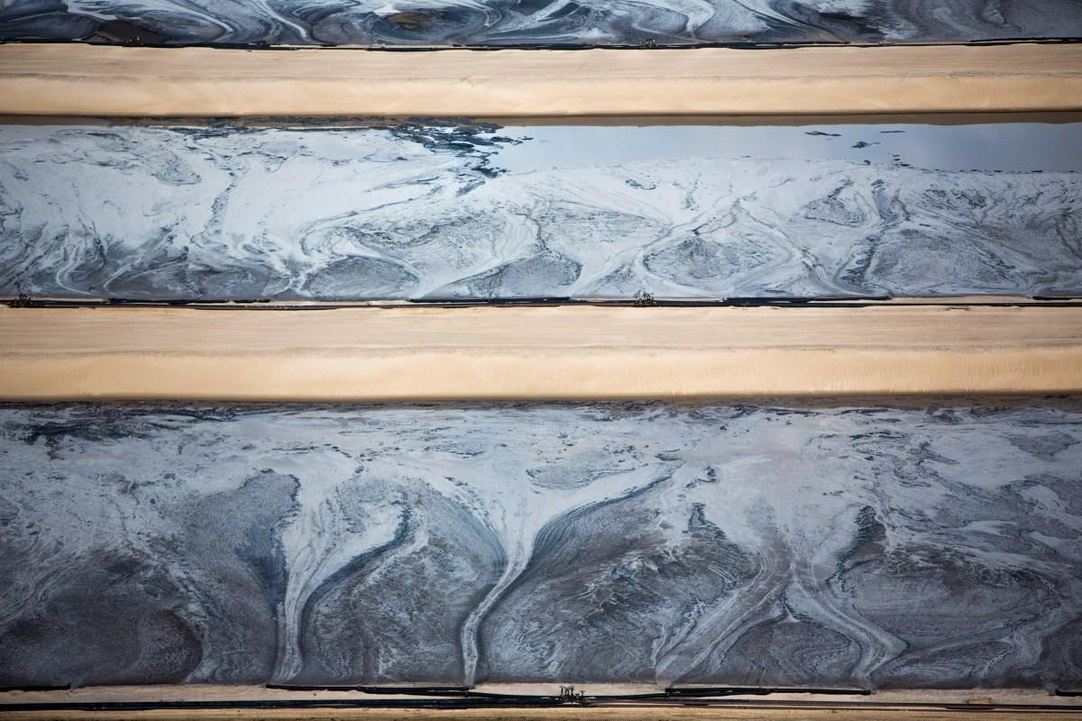 Oil Sands, Suncor Mine, Alberta, Canada 2014