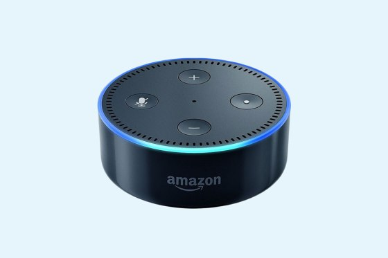 2-Echo-Dot gadgets speakers tech