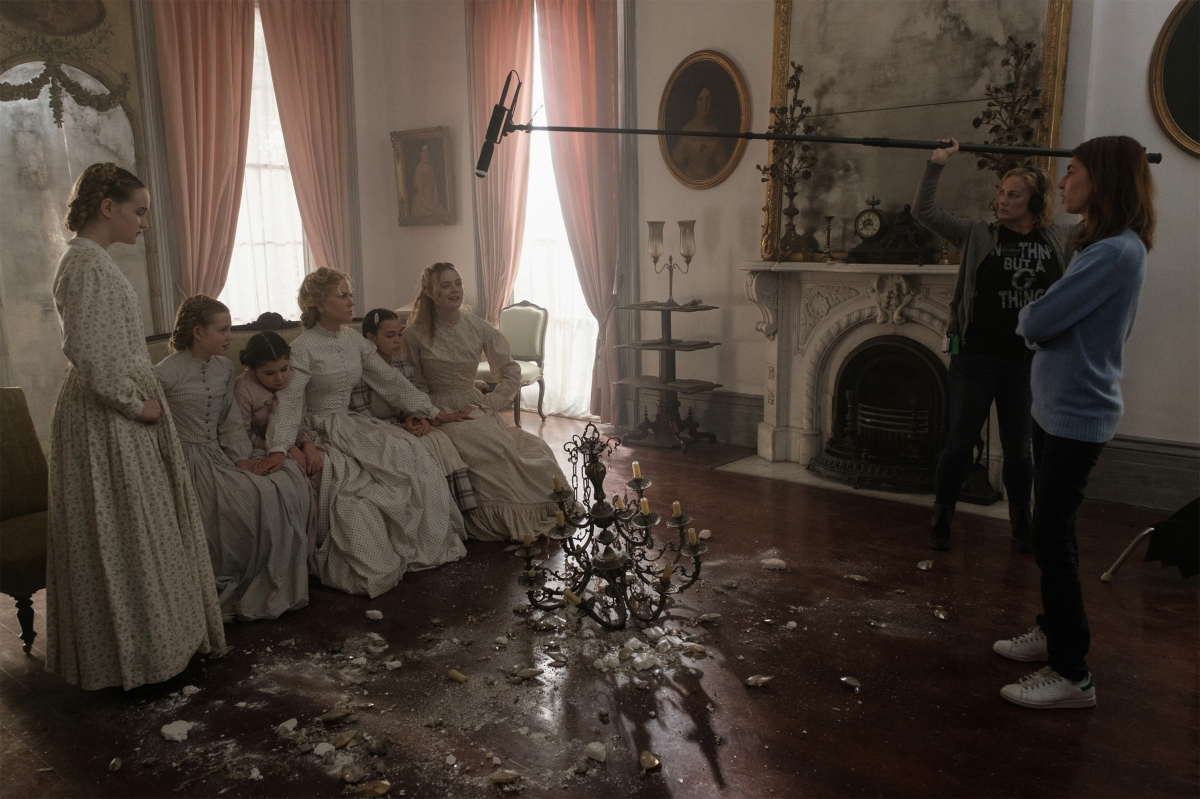 Coppola's actors say her ability to create a supportive environment on set, like on that of The Beguiled, earns her their devotion. Focus Features