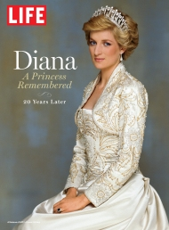 LIFE books, Diana a Princess Remembered.